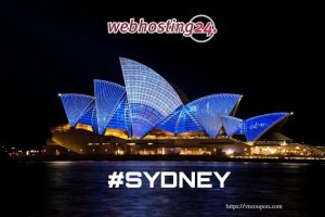 Webhosting24悉尼 Launch – 特价机 Ryzen VPS 最低 €15每年