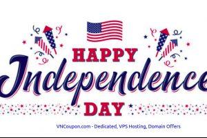 [Independence Day 2021] 【汇总】Dedicated, VPS & 域名 优惠券!