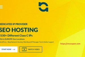 ASeoHosting – Save 最高优惠25% SEO Hosting