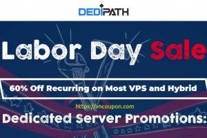 [Labor Day Sale] DediPath – 优惠60% SSD OpenVZ、KVM VPS – 独服 最低 $39每月 – 7位置