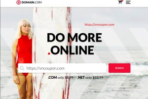 [Back to School] 域名.com – Get 10 off when you spend $50 or more