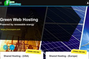 FaveHosting – 优惠25% 虚拟主机 最低 $1.5每月 or $16.20每年 in 美国/Europe/Canada / cPanel/ Litespeed / SSD / Anti-DDoS