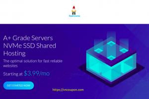 HostGnome – Linux & Windows KVM VPS 最低 $3.33每月 – First Month FREE