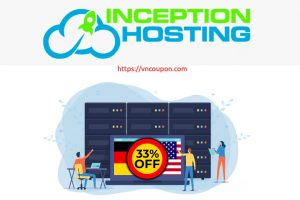 Inception Hosting – Frankfurt、Phoenix NVMe KVM VPS launch SALE – 优惠33% 优惠券