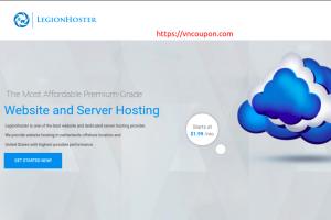Legionhoster.com – 优惠15% KVM VPS in US, CA, RU, Romania, Moldova, FR + 500 Gbps DDoS防护