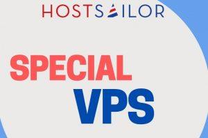 HostSailor – 特价机 OpenVZ VPS 提供 最低 $0.55每月