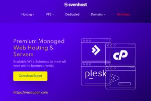 SvenHost – 30%折扣ed Budget VPS 最低 $4.2每月