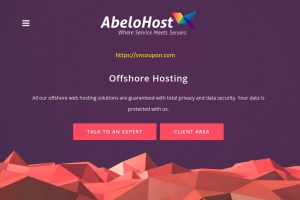 AbeloHost – Offshore KVM VPS Pro 提供 最低 €9.99每月 – 节省 20% if pay 36 months