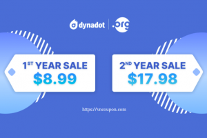 Get a .ORG 域名 for 仅 $8.99 from Dynadot!