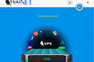 FlokiNET – Cheap Offshore VPS 最低 €7.5 in Romania