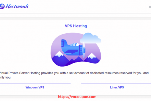 Hostwinds – 节省 优惠25% Fully Managed VPS 最低 $8.24每月