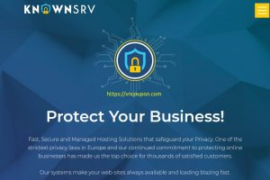 KnownSRV – 优惠20% Offshore Fully Managed VPS 最低 $19.95每月