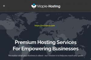 Maple-Hosting – 特价机 Netherlands 独服 最低 $129 per month
