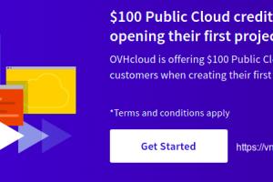 OVH 独服 十月2021 优惠券 & 优惠码 – 特价机 Edition Servers + $100 Public Cloud Credit – 优惠20% Managed Bare Metal