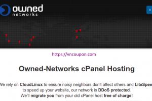 Owned-Networks – 优惠50% 虚拟主机 & VPS