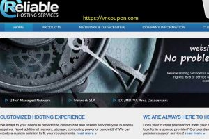 Reliable Hosting Services – 特价机 独服 提供 最低 $50每月