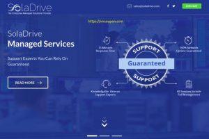 SolaDrive – 终身优惠25% on New Fully Managed Ryzen 9 VPS