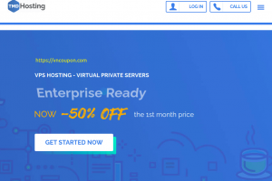 TMDHosting – 优惠50% first month on Fully Managed VPS 最低 $19.97每月 + 7% Extra 优惠券